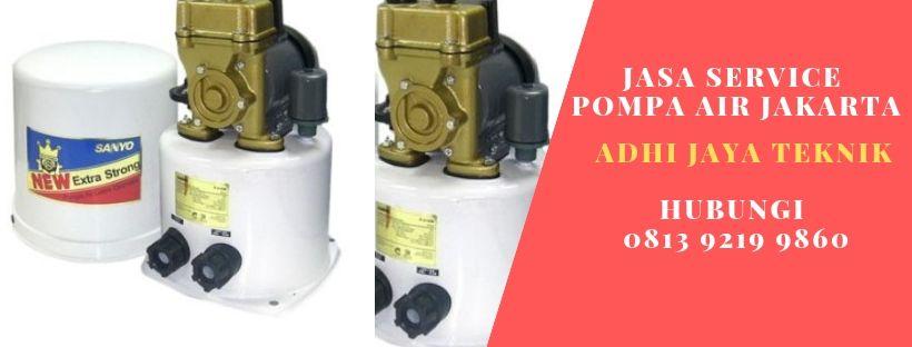 Service Pompa Air di Cikarang Kota Bekasi