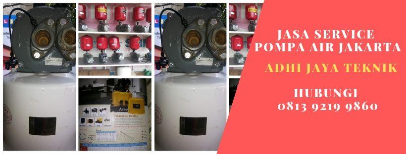 Service Pompa Air di Wanajaya Bekasi
